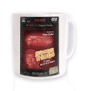 Stranger Things VHS mug