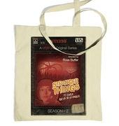 Stranger Things VHS tote bag