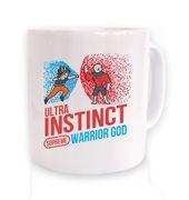 Supreme Warrior God mug