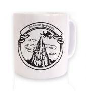 The Dragon Mountain mug