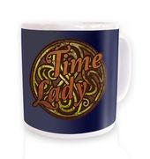 Time Lady mug