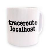 Traceroute Localhost mug