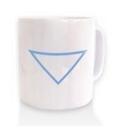 Triangular Power Cell mug