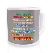 Two Brothers mug