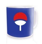 Uchiha Family (Blue Background) mug