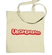 Urghghghgh tote bag