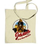 Version 2 Jawa Bros Scrap Metal Merchants tote bag