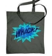 Whack tote bag
