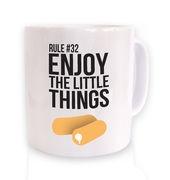 Zombie Rule 32 mug
