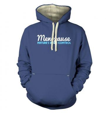 Menopause hoodie (premium)