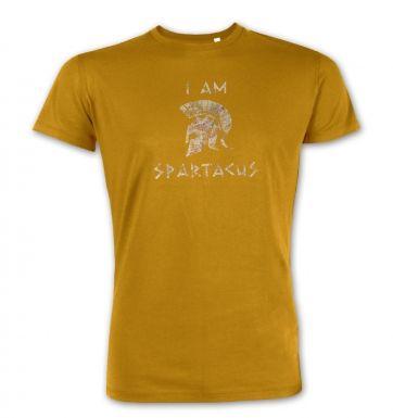 I Am Spartacus premium t-shirt