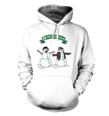 Methy Christmas hoodie