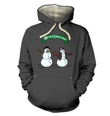 Methy Christmas hoodie (premium)