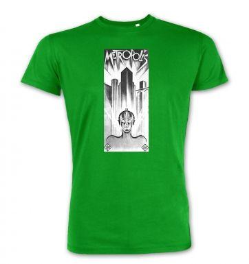 Metropolis premium t-shirt