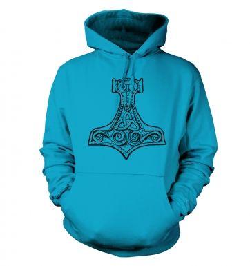 Mjolnir Hammer  hoodie