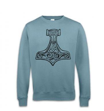 Mjolnir Hammer sweatshirt