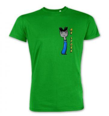 Mr Spork premium t-shirt