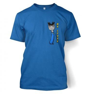 Mr Spork t-shirt