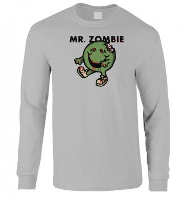 Mr.Zombie longsleeved t-shirt