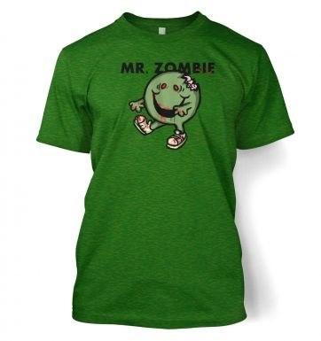 Mr.Zombie  t-shirt