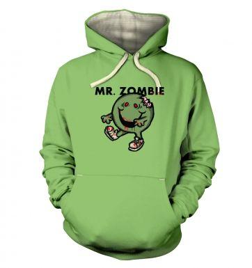 Mr.Zombie hoodie (premium)