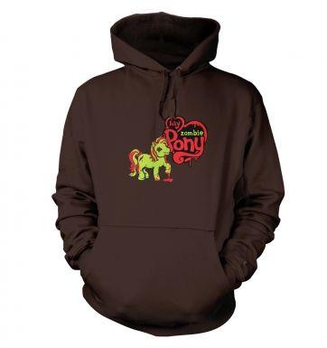 My Zombie Pony hoodie