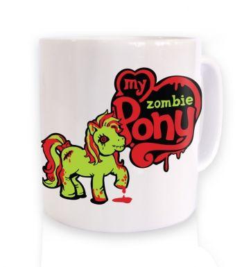 My Zombie Pony mug