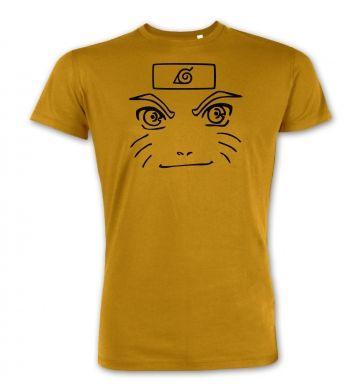 Naruto Face  premium t-shirt
