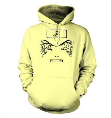 Neji Face hoodie