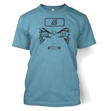 Neji Face  t-shirt