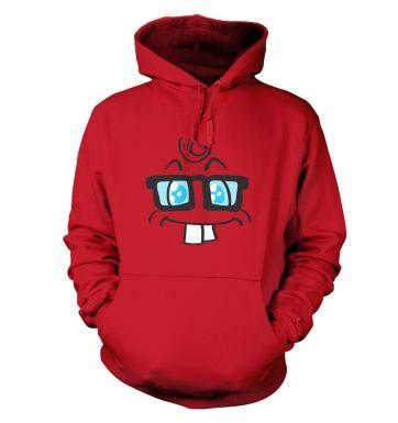 Nerdy Face hoodie