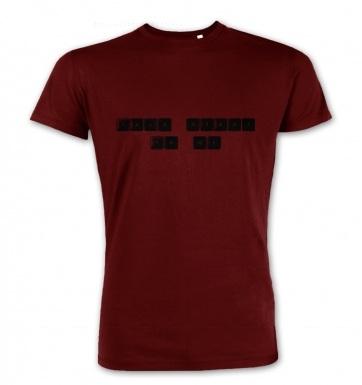 Nerdy Talk  premium t-shirt
