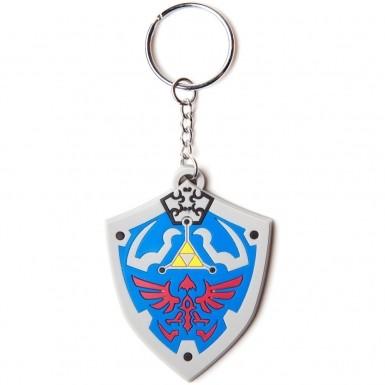 Nintendo Legend Of Zelda Hyrulian Crest keychain
