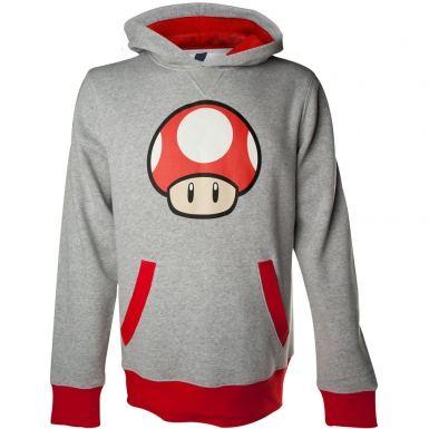 Nintendo Super Mario Bros hoodie - Red Mushroom
