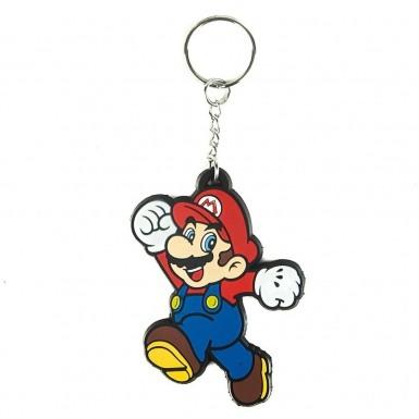 Nintendo Super Mario Bros Mario keychain