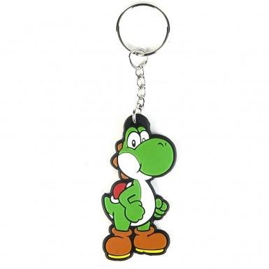 Nintendo Super Mario Bros Yoshi keychain