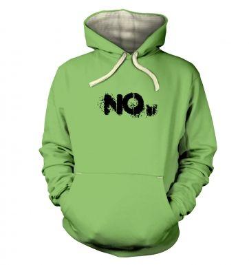 NO hoodie (premium)