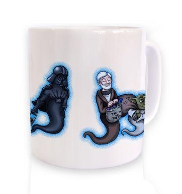 No Sweets for Sith mug