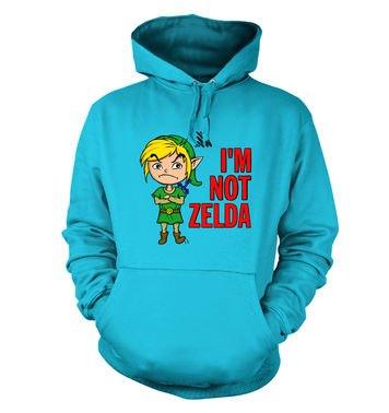 Not Zelda hoodie