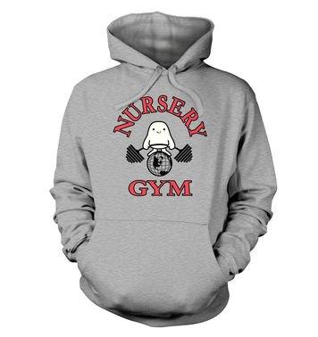 Nursery Gym premium hoodie