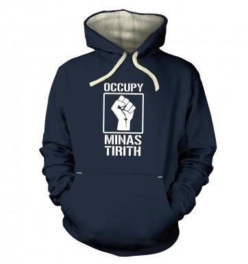 Occupy Minas Tirith hoodie (premium)