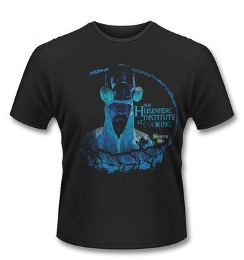 Official Breaking Bad Heisenberg Institute t-shirt