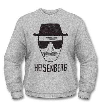Official Breaking Bad Heisenberg Sketch sweatshirt