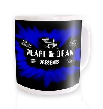 Official Pearl & Dean mug
