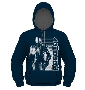 Robocop Vintage hoodie - Official