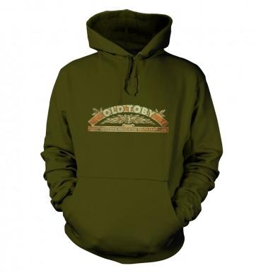 Old Toby Pipe Weed hoodie