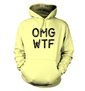 OMGWTF hoodie