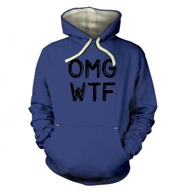 OMGWTF hoodie (premium)