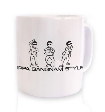 Oppa Gangnam Style mug
