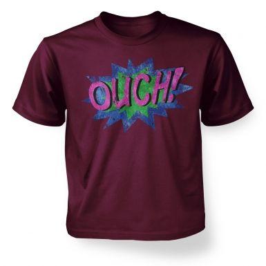 Ouch!  kids t-shirt
